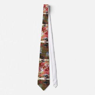 Seoul Autumn Colors Neck Tie