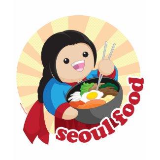 Seoul Food shirt