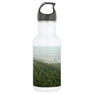Seoul From Above Photo Stainless Steel Water Bottle