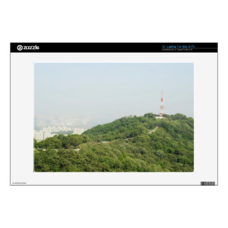 Seoul From Above Photography Skin For Laptop