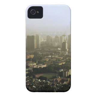 Seoul From Above Urban Photo Case-Mate iPhone 4 Cases
