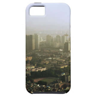 Seoul From Above Urban Photo iPhone SE/5/5s Case