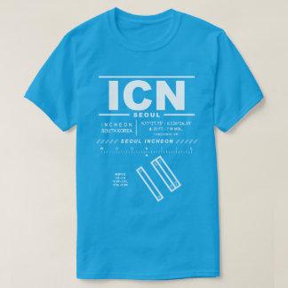 Seoul Incheon International Airport ICN T-Shirt