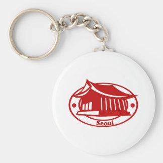 Seoul Keychain