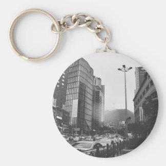 seoul korea photograph keychain