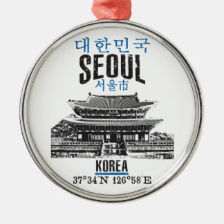 Seoul Metal Ornament