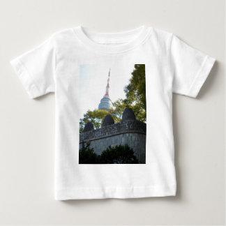 Seoul Namsan Tower through the Beacons Baby T-Shirt