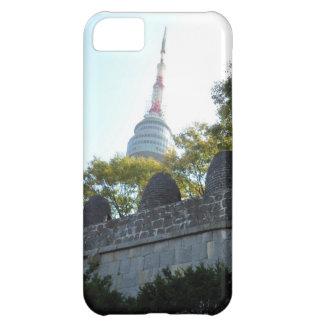 Seoul Namsan Tower through the Beacons iPhone 5C Covers