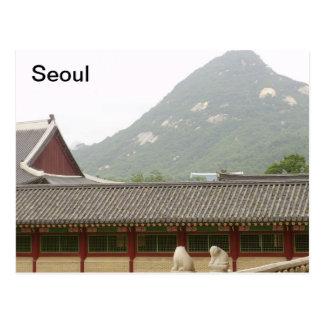 Seoul Postcard