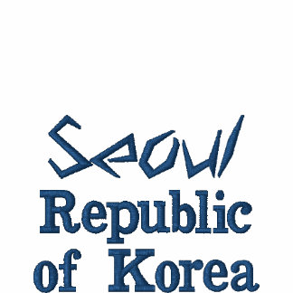 Seoul Republic of Korea Polo Shirt