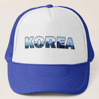 Seoul South Korea 019 Trucker Hat