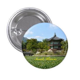 seoul south korea button