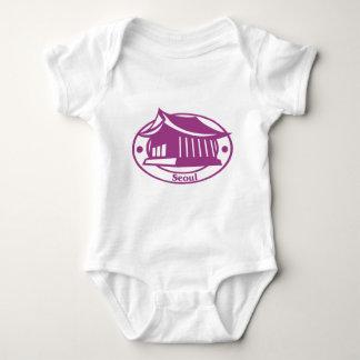 Seoul Stamp T Shirt