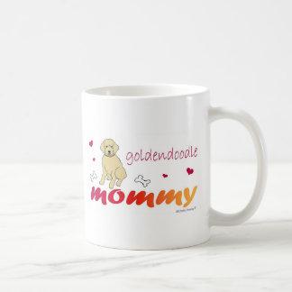 sep13GoldendoodleMommy.jpg Coffee Mug