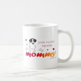 sep13JackRussellBlkMommy.jpg Coffee Mug