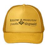 Sepa el gorra del camionero de Thyself