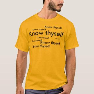 Sepa la camiseta de Thyself