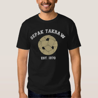 Sepak Takraw T Shirt