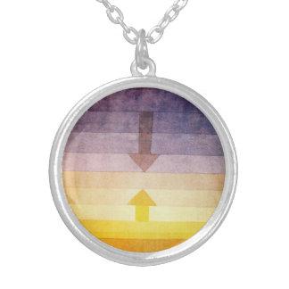 Separación de Paul Klee en el collar de la tarde