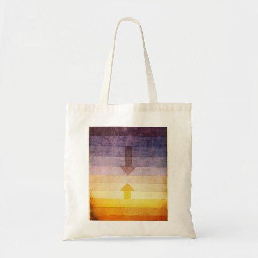 Separación de Paul Klee en la bolsa de asas de la