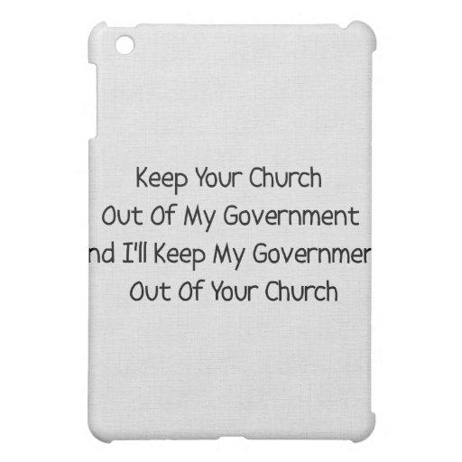 Separación del estado de la iglesia