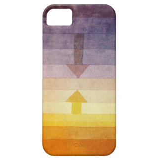 Separation in the Evening by Paul Klee iPhone SE/5/5s Case