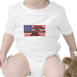 Separation of Corporation and State Baby Bodysuit