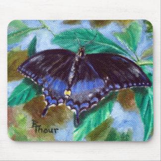 Separe su mariposa Mousepad de las alas Tapete De Ratón