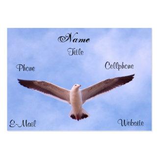 Separe su tarjeta de visita de Wings_