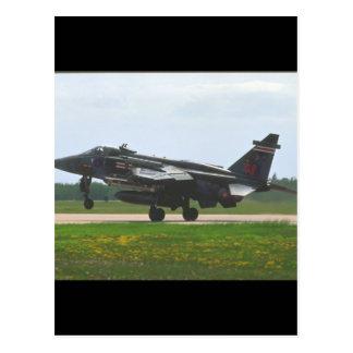Sepecat Jaguar Interna_Aviation Photography II Postcard