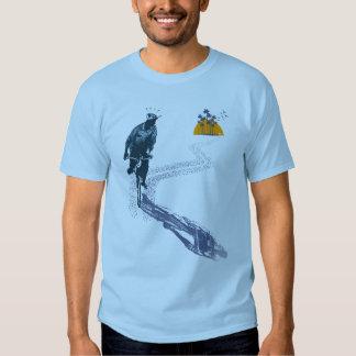 sepeda-shadow tee shirt