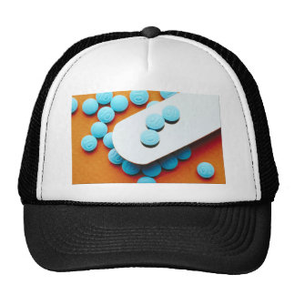 Seperated Mesh Hat