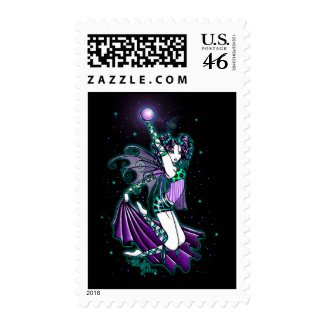 Sepheria Celestial Dancing Fairy Postage stamp