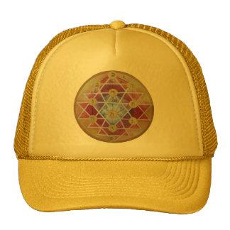 Sephirot Mesh Hat
