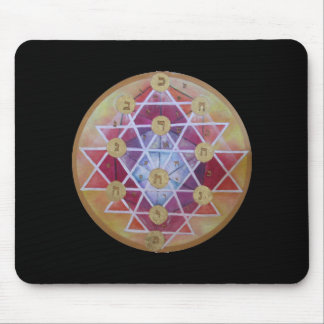 Sephirot Mouse Pad