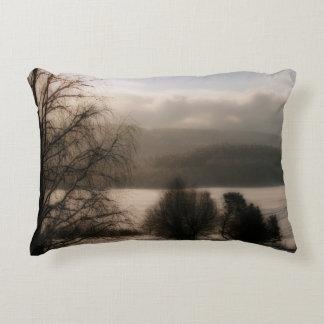 Sepia Accent Pillow