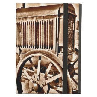 Sepia antigua de la obra clásica del equipamiento