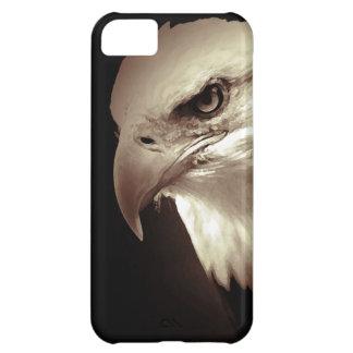 Sepia Bald Eagle iPhone 5C Covers