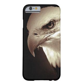 Sepia Bald Eagle iPhone 6 Case