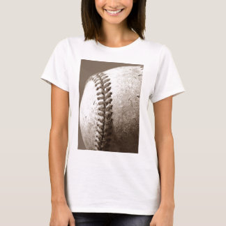 Sepia Baseball T-Shirt