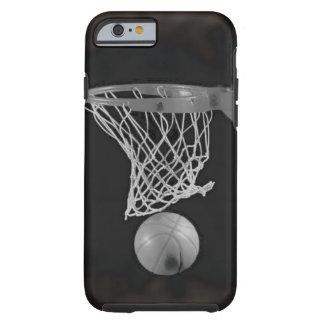 Sepia Basketball Tough iPhone 6 Case