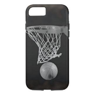 Sepia Basketball Tough iPhone 7 Case