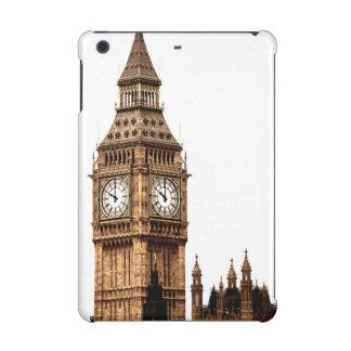 Sepia Big Ben Tower iPad Mini Retina Cover