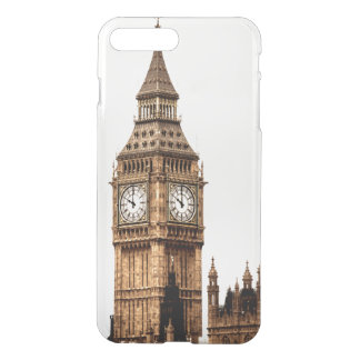 Sepia Big Ben Tower iPhone 8 Plus/7 Plus Case