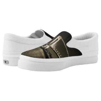 Sepia Bridge Z slipons Slip-On Sneakers