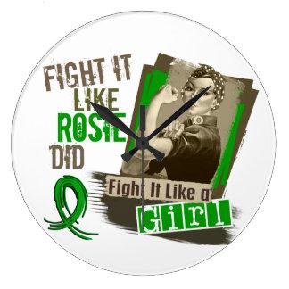 Sepia Cancer png hepático de Rosie Reloj