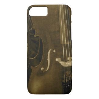 Sepia Cello iPhone 7 case