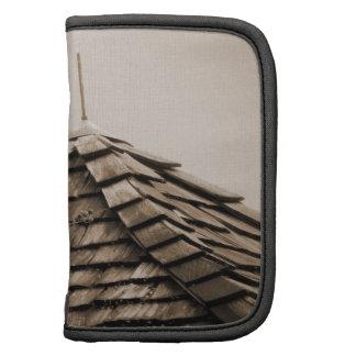 Sepia de madera del árbol del cielo de la cúpula d planificadores