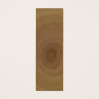 Sepia Eye Bookmark Mini Business Card