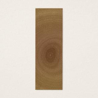 Sepia Eye Bookmark Mini Business Card